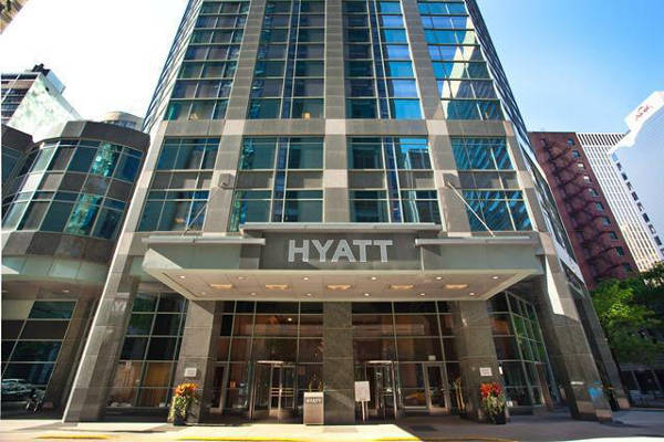 Hyatt Centric Chicago Magnificent Mile写真その1