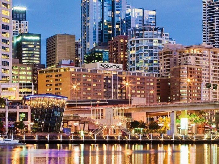 Parkroyal Darling Harbour Sydney    写真その1