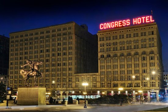 The Congress Plaza Hotel写真その1