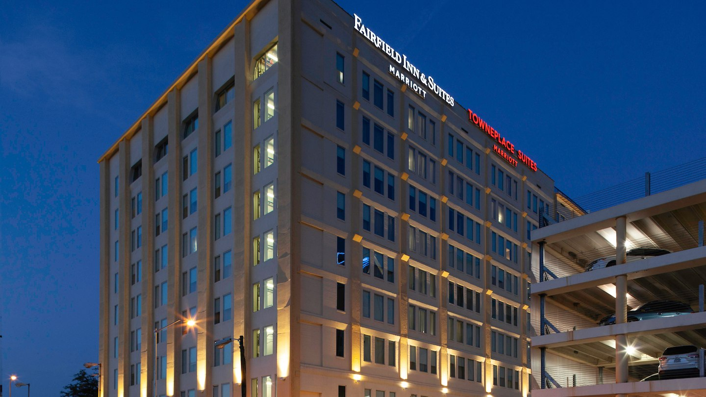 TownePlace Suites Dallas Downtown写真その1