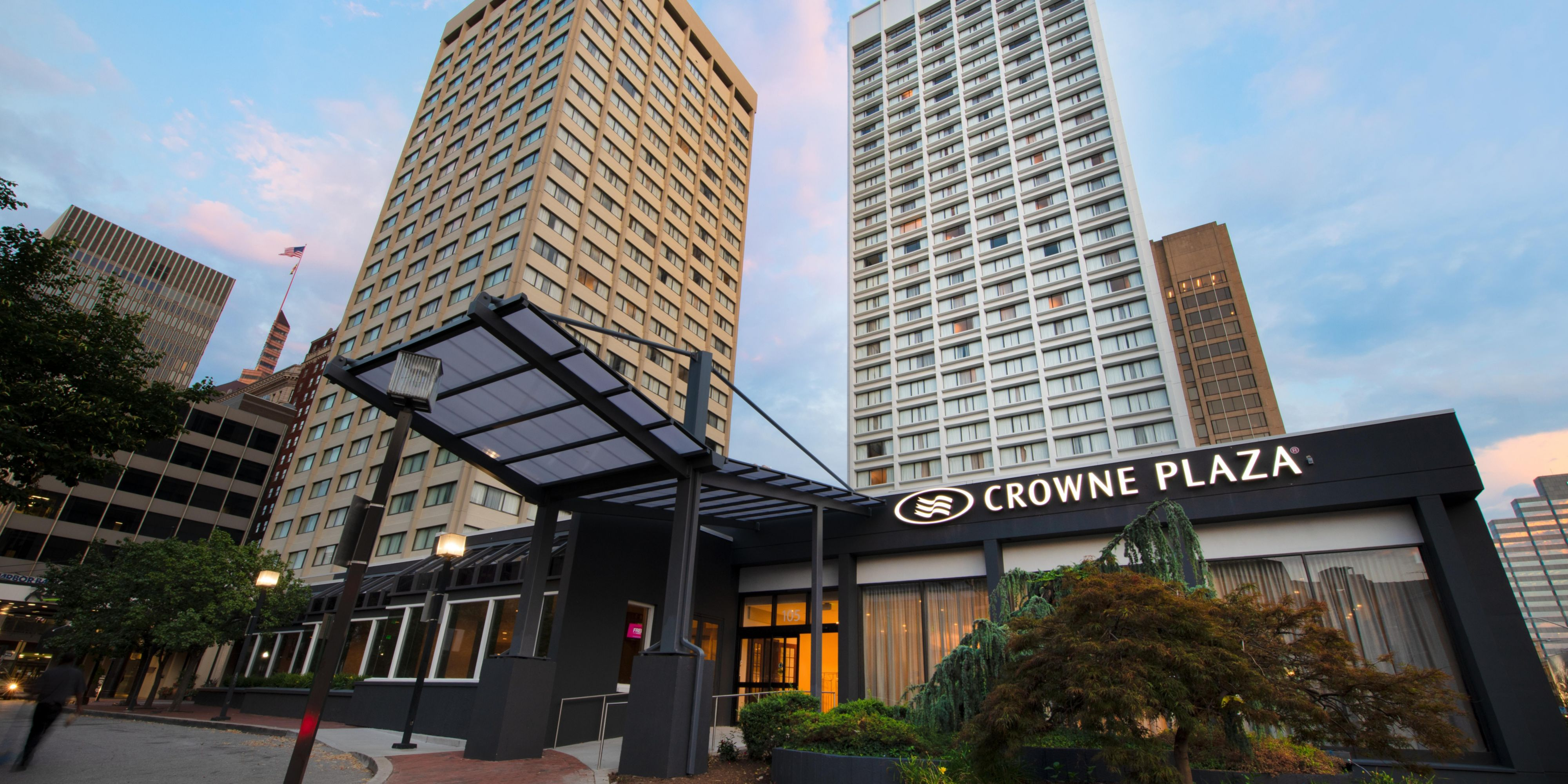Crowne Plaza Baltimore Downtown Inner Harbor写真その1