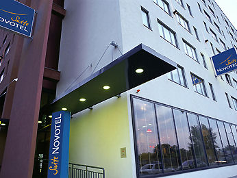 Novotel Suites Wien City写真その1